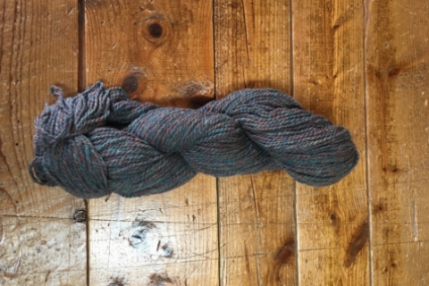 Teal Heather - 2 ply currently out of stock